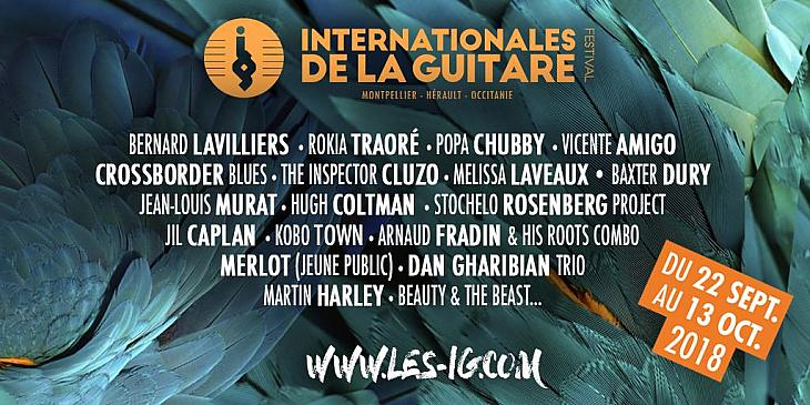 Festival Les Internationales De La Guitare