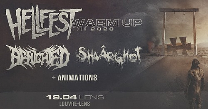 Annulé : Hellfest Warm Up Tour
