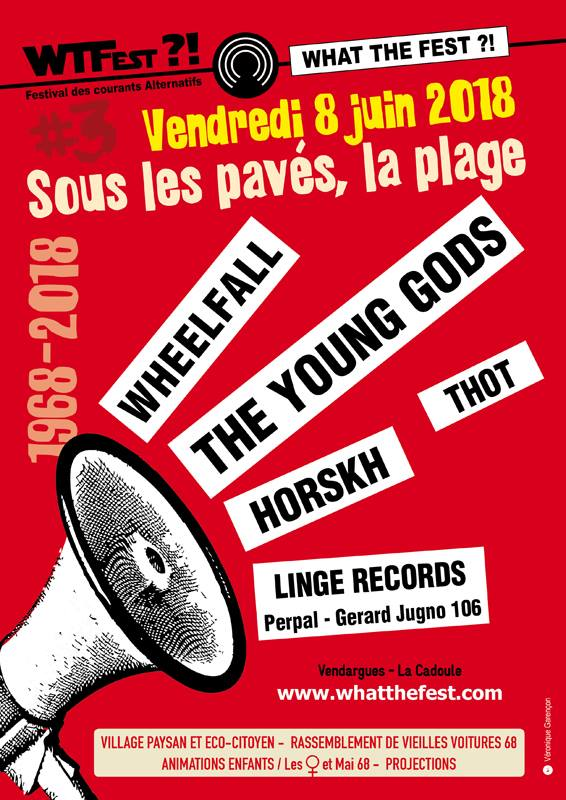 WHAT THE FEST?!#3 Sous les pavés, la plage
