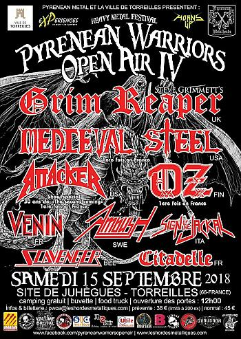 Festival Pyrenean Warriors Open Air