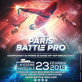 Paris Battle Pro