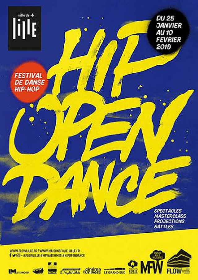 Hip Open Dance