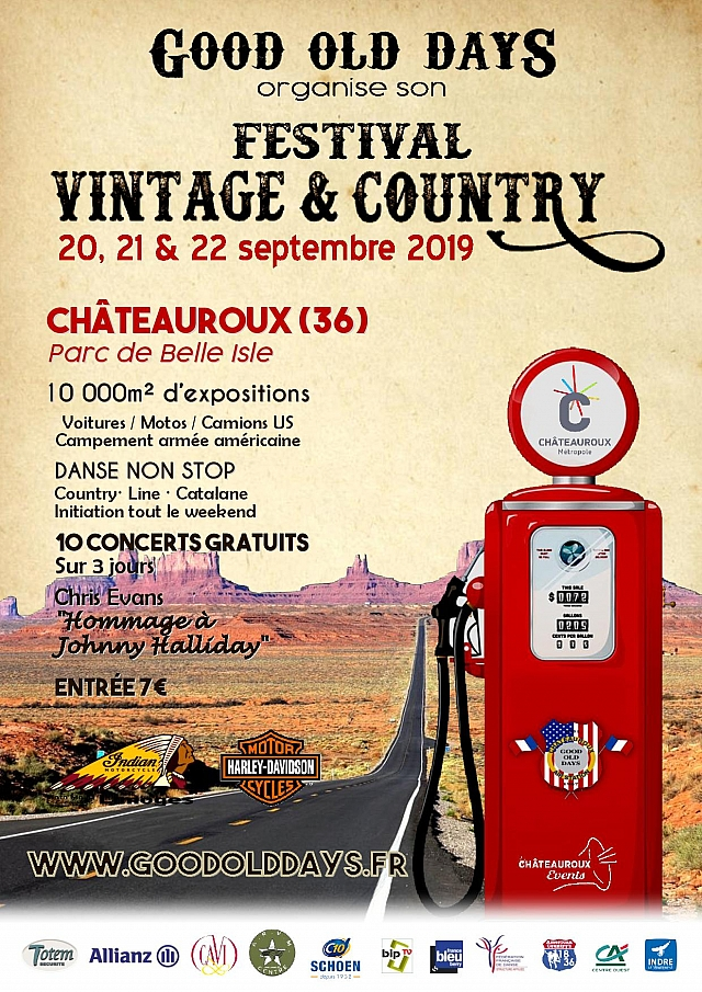 Festival Vintage & Country