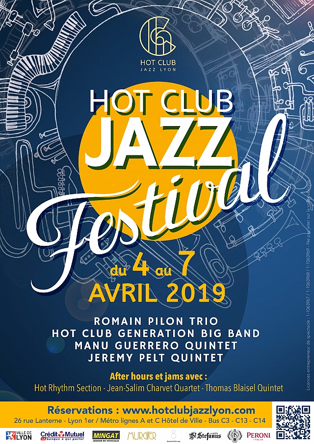 Hot Club Jazz Festival