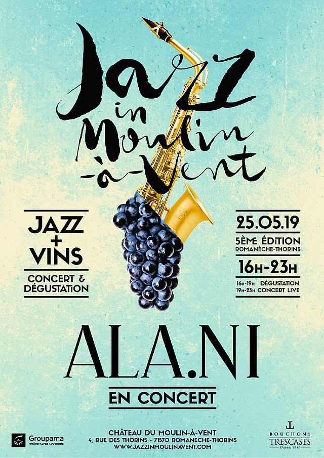 Jazz in Moulin-à-Vent