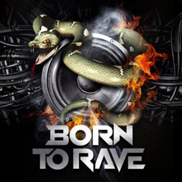 BORN TO RAVE – LE TRABENDO – PARIS  – Hard Music
